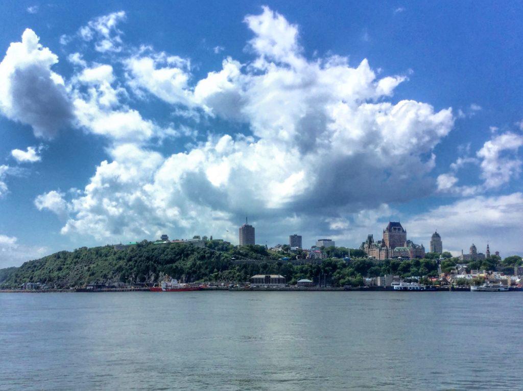 Beautiful Quebec City