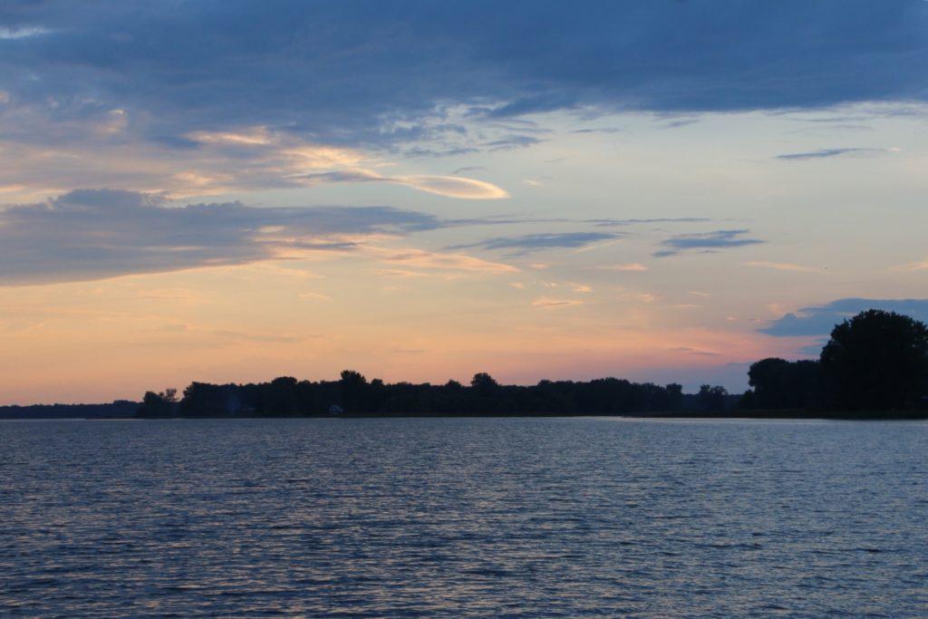 Sunrise on the Islands